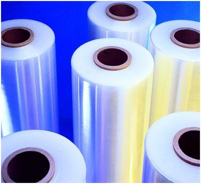 White Stretch  Film
