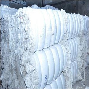 White Cotton Waste