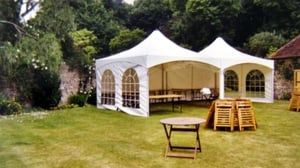 Archtectural Membrane shed & Tent