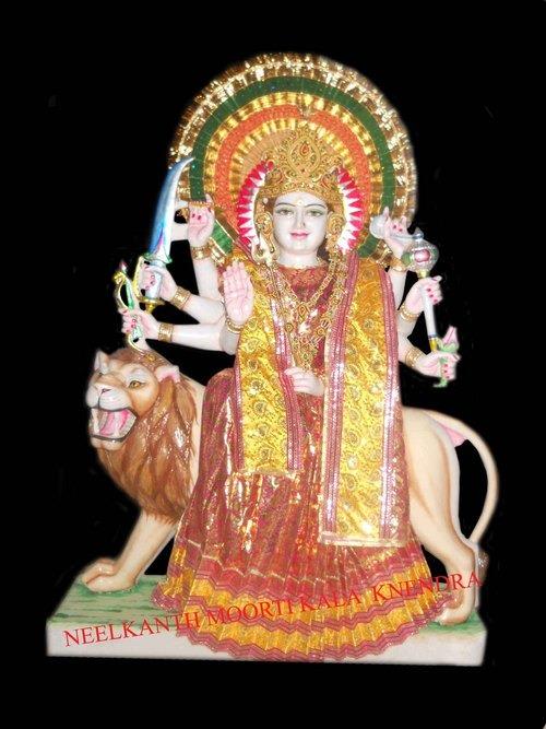 Devi statue