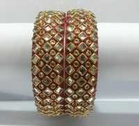 Party Wear Lakh Bangles