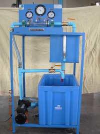 Cavitaton Test Apparatus