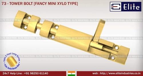 Tower Bolt Mini Xylo Type