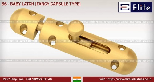Capsule Type Baby Latch