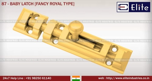 Royal Type Baby Latch