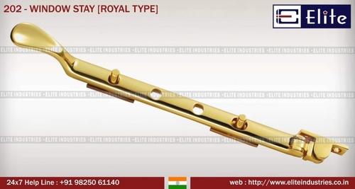 Window Stay Royal Type