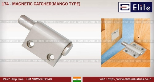 Mango Type Push/Pull Button