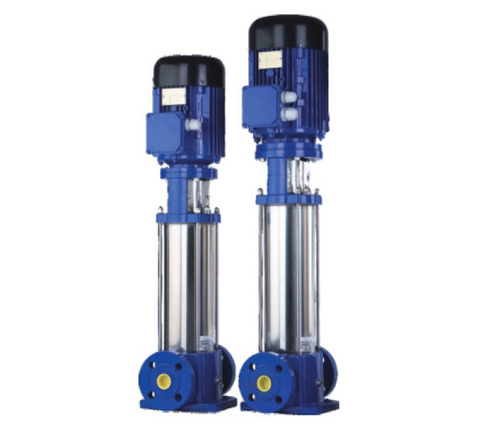 KSB Inline Booster / High Pressure Vertical Pumps