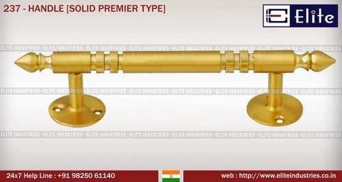 Handle Solid Premier Type
