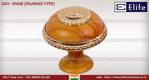 Knob Rajwadi Type