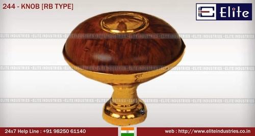 Rajwadi Type Knob