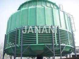Bottle Shape Cooling Tower