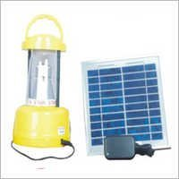 Super Solar Lamp With Penal