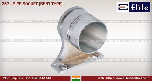 Bent Type Pipe Socket