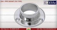 3 Pcs. Type Pipe Socket