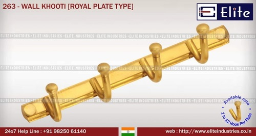 Wall Khooti Royal Plate Type