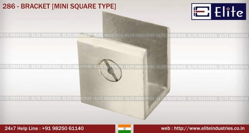 Bracket Mini Square Type