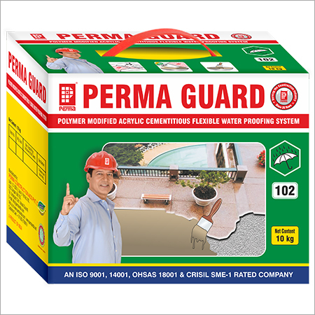 Cementitious Waterproofing Coating