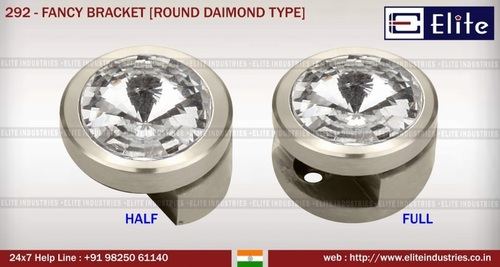 Fancy Bracket Round Daimond Type