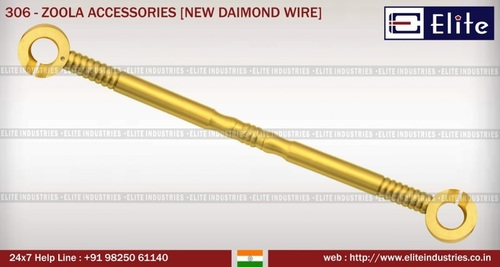 Zoola Accessories New Diamond Wire