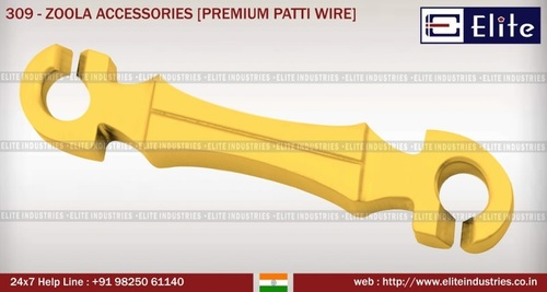 Zoola Accessories premium Pati Wire