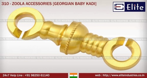 Zoola Accessories Georgian baby kadi