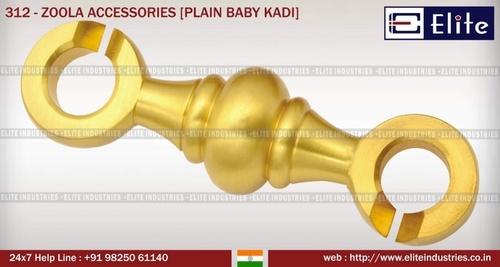 Zoola Accessories Plain Baby Kadi