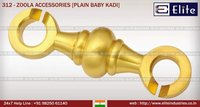 Zoola Accessories Plain Baby Kadi