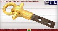 Zoola Accessories Round Bearing Kada