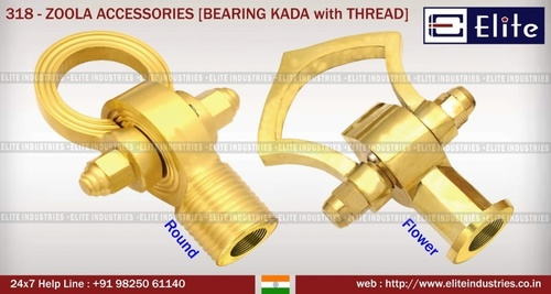Baby Hook Type Zoola Accessories Bearing Kada With Thread