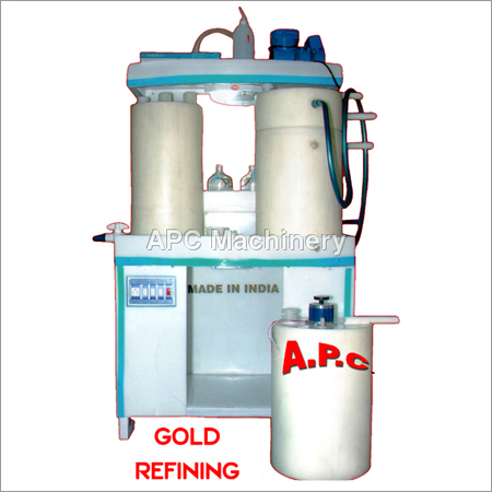 Scrap Gold Refining Machine