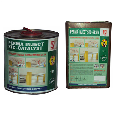 Liquid Injection Grouting