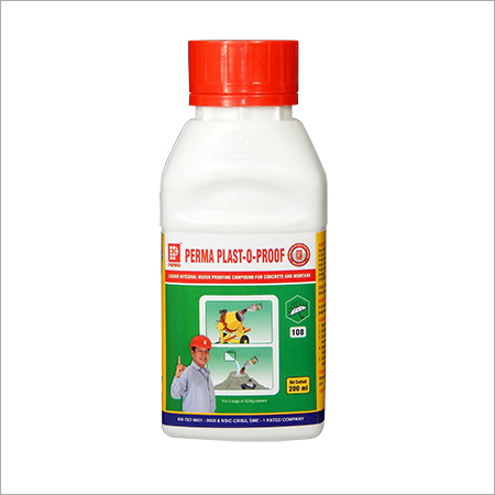 Integral Water Proofing Compound