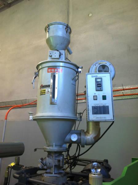 Hopper Loader Dryer For Injection Moulding Machine