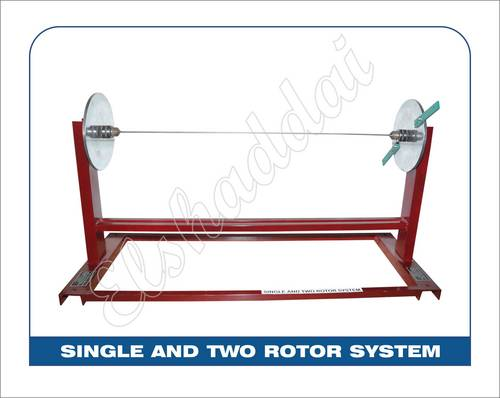 Single and Two Rotor System
