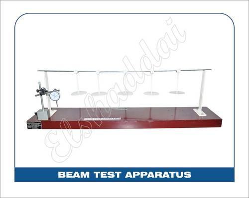 Beam Test Apparatus