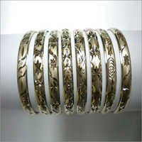 Metallic Bangles Sets
