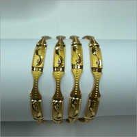 Designer Metal Bangle Set