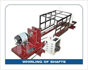 Whirling of Shafts