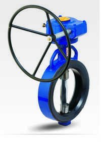 Gear Operated Butterfly Valve