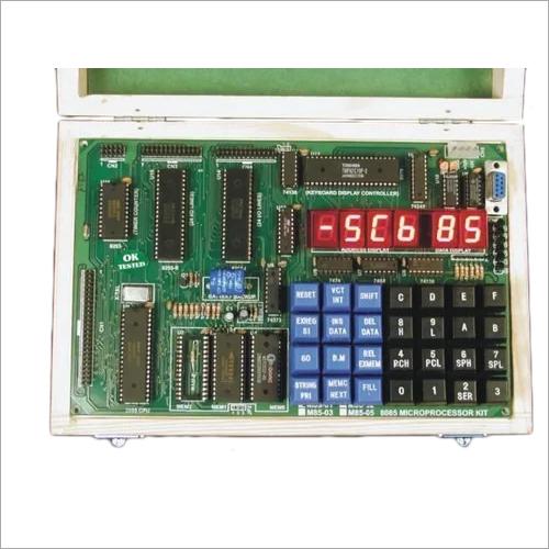 8085 Microprocessor Trainer Kit