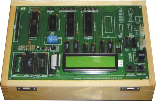 8085 Microprocessor Trainer Kit