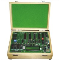 8086 Microprocessor Trainer Kit (LCD)