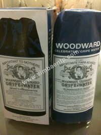 Wood Ward Gripe Water