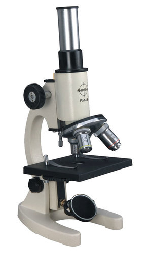 Student School Microscope