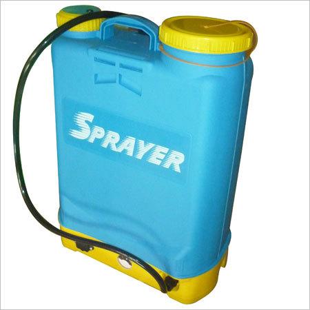 Blue Normal Battery Sprayer