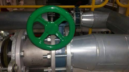 Polyurethane Coating Exposed Steel