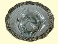 White Metal round bowl design