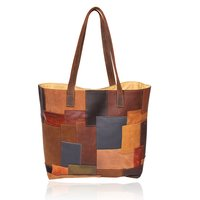 Designer multi color Tote