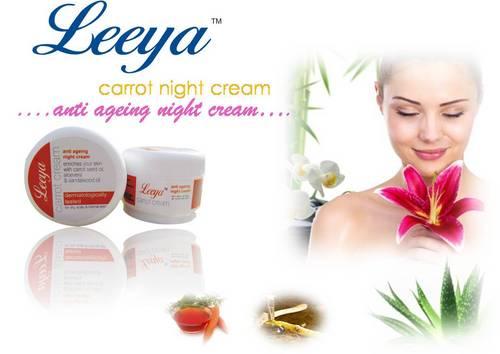 Ayurvedic Anti Aging Cream